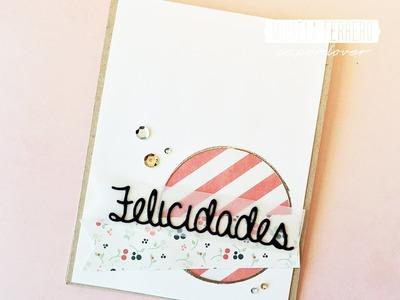 Tarjeta de Felicitación sin sellos!