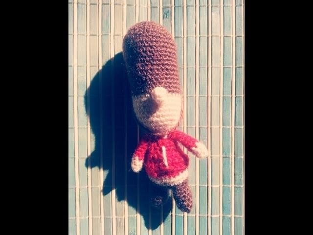 #tutorial #amigurumi #crochet como hacer guardia real paso a paso: detalles -english subtitles-