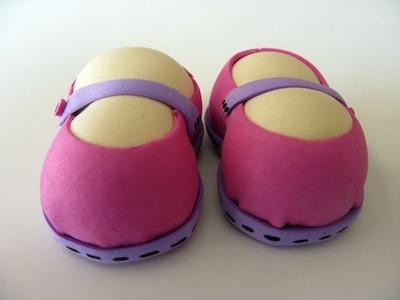 Accesorios para Fofuchas - Zapatos - Manualidades para todos
