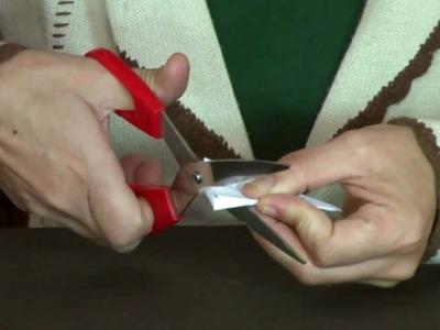 Adorno navideño con Reciclaje : copo de nieve - Manualidades para todos