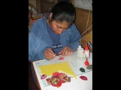 """ARTESANIA Y MANUALIDADES ;""""EL JERINGADO DEL ARTE"""" en elaboración de bisuteria"""