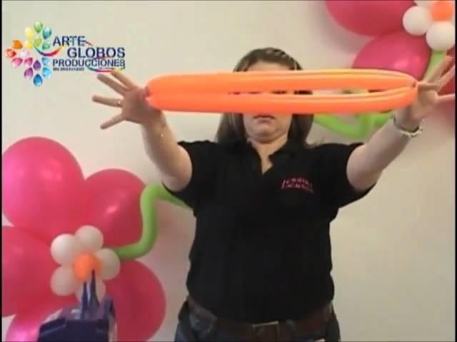 Curso de Globos Mariposa Fantasia(Globoflexia)  Course Balloon Twister