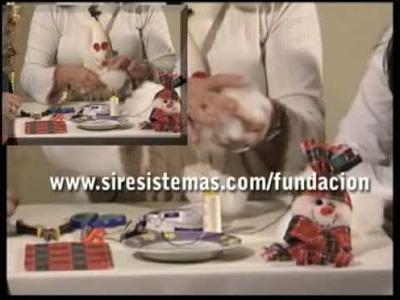 Curso Virtual Manualidades y decoraciones para Navidad