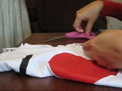 ღ Reconstruyendo Camisetas (Hazlo tu misma)