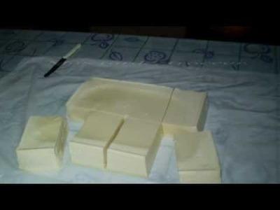 Jabón de tajo