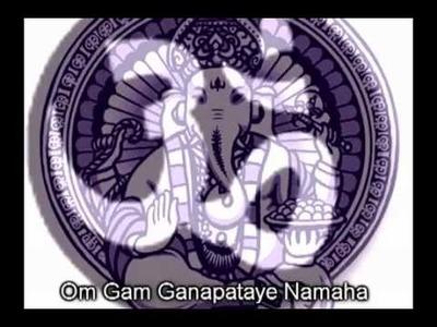 Mantra de Ganesha - El destructor de los obstáculos