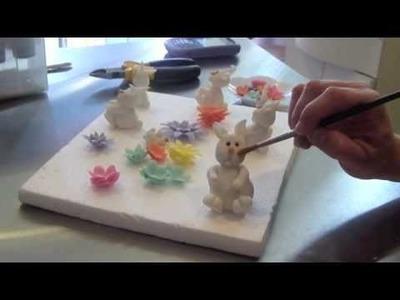 Modelado figuras pasta goma en 3D