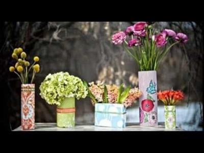 Spa de Objetos - De lata a florero