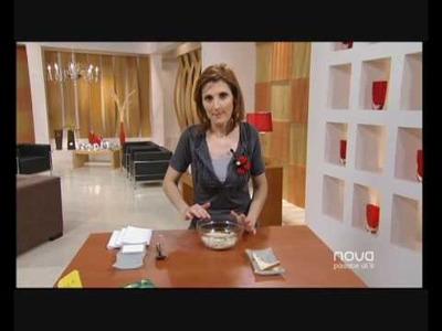 Utilísima Bien Simple, Nova, Masa de miga de pan, Eva Clemente