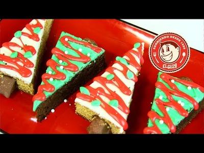 Brownies Navideños (Con CasaLinda) - El Guzii