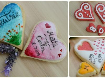 Cómo hacer galletas de mantequilla (para decorar con glasa) ❀ Momentos Ep.4 ♡ Bocados Divinos