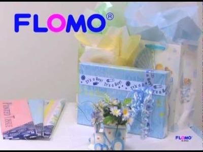 Cómo Poner Papel de seda Bonito - FLOMO.Nygala Corp.