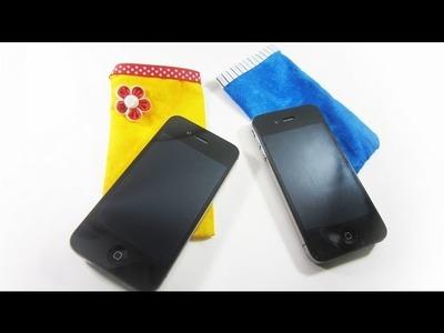 Episodio 524- Cómo  hacer una bolsita para su iPhone o iPod