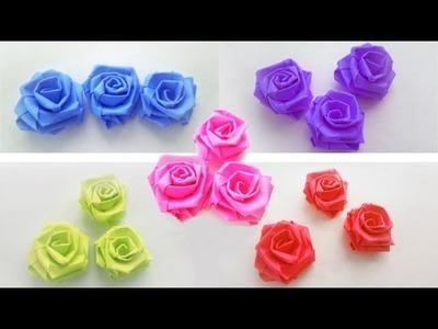 Episodio 639 - Cómo hacer rosas pequeñas con tiras de papel