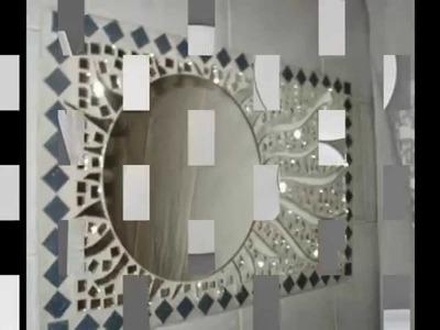 Ideas de decoración con espejos circulares