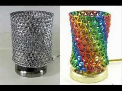 Reciclaje con latas 4