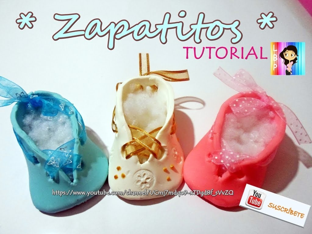 Recuerdos Bautizo Baby shower  Bautizo Manualidades - Cold porcelain easy arts