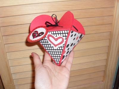 SAN VALENTIN Corazón Guarda Recuerdos [ORIGINAL]