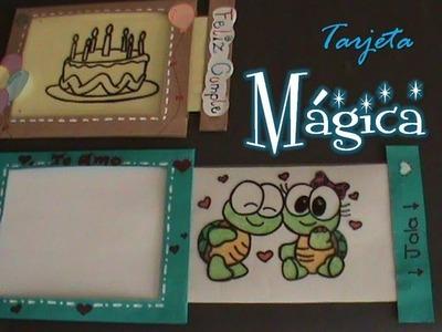 Tarjeta Mágica