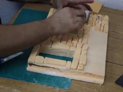 Belenes:Como fabricar una fachada