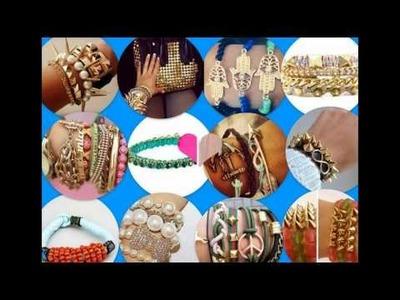 Collares y pulseras para el 2015