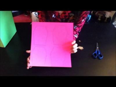 Cómo hacer casilleros para Monster High - Mimundo MH