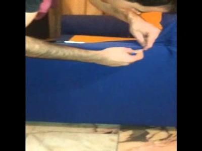 Como tapizar un sofá
