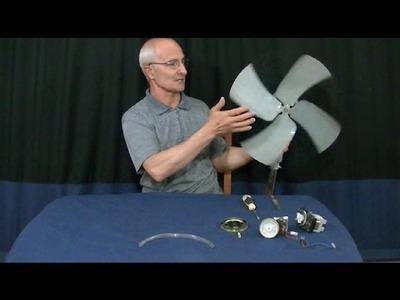 Generador Eolico Casero (muy facil)---Eolico Home Generator (very easy)