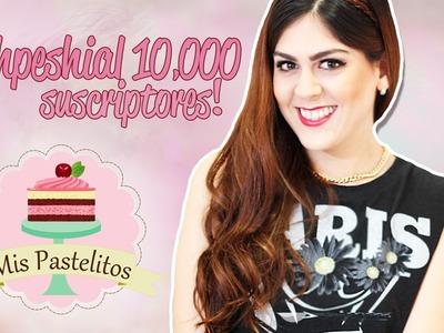 MESA DE POSTRES - FROZEN | ¡ESHPESHIAL 10,000 SUSCRIPTORES!