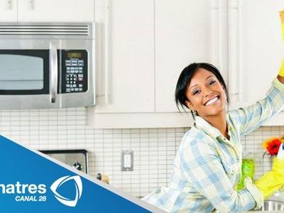 ¿Cómo hacer la limpieza de su casa?. Manera correcta de limpiar la casa