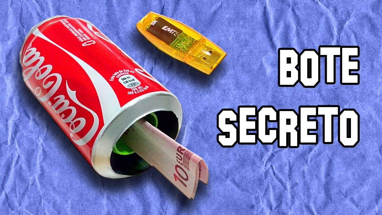 Como Hacer un Escondite Secreto | How to Make a Secret Hideout