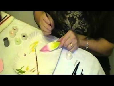 Como pintar la goma eva