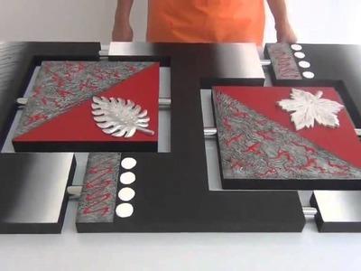 Curso Cuadros decorativos y tecnicas en madera