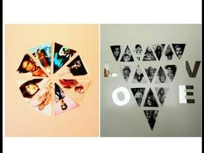 Decora tu cuarto con revistas ♡ (súper sencillo y muy rápido) ♡ Dime Bella