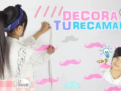 Decorate Your Room -Mustache- | Akari Beauty