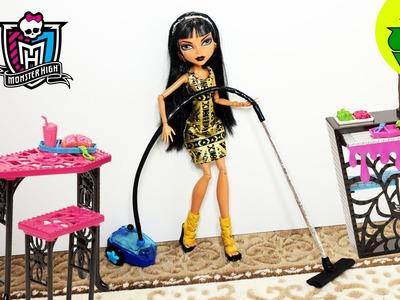 Manualidades para muñecas: Cómo hacer una aspiradora realista para tu muñeca - Fácil