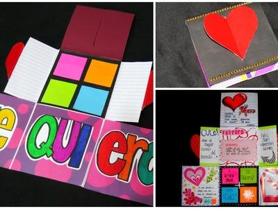 Tarjeta cute parte 1 ♥-tutorial manualidad [marianalugowest]