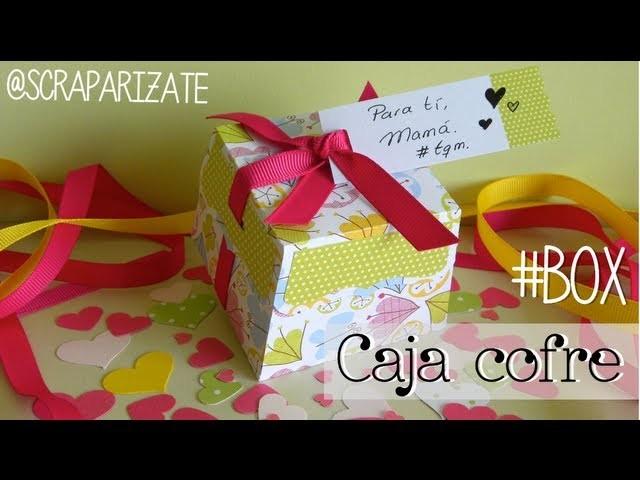 Chest box - Caja cofre