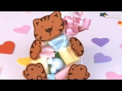 Cómo hacer bolsitas para dulces