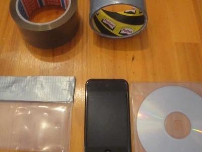 Como hacer funda sumergible para iPhone y iPod