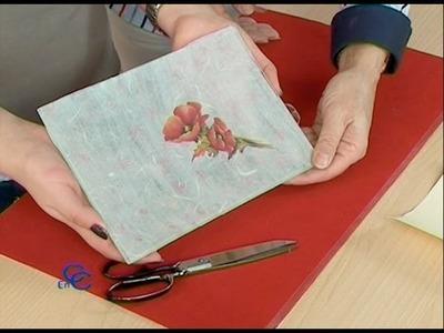 Como hacer un plato decorativo o vaciabolsillos, manualidad