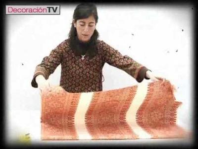 Cómo hacer una funda para el sofá