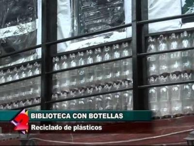 Construcción con Botellas Plásticas en Mar de las Pampas