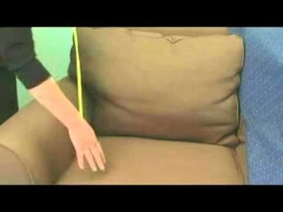 Creación de una funda de sofá parte 3