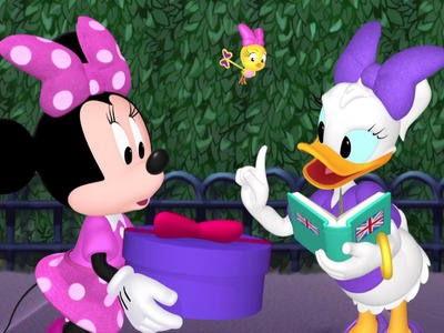 Disney Junior España | Los cuentos de Minnie: Reparto Real