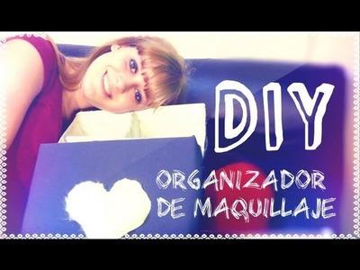 DIY - Ideas para Decorar tu Habitación 2#  Organizador de maquillaje  - @YaniBrilz