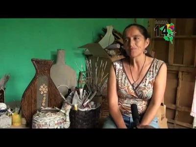Eco Loja; una artesanada del periodico, Sin Límites, programa #66