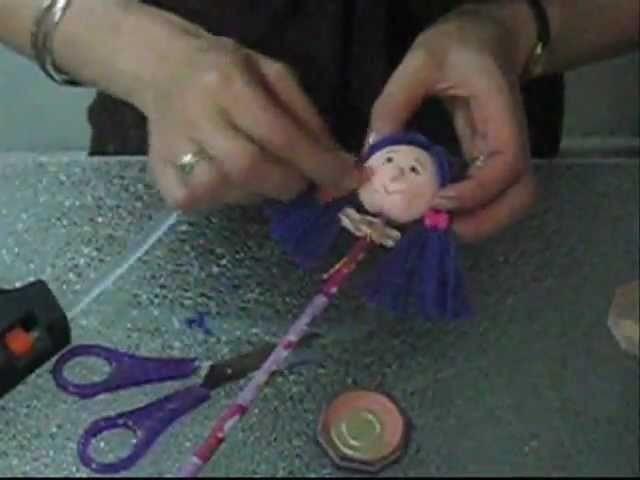 Manualidades muñecas