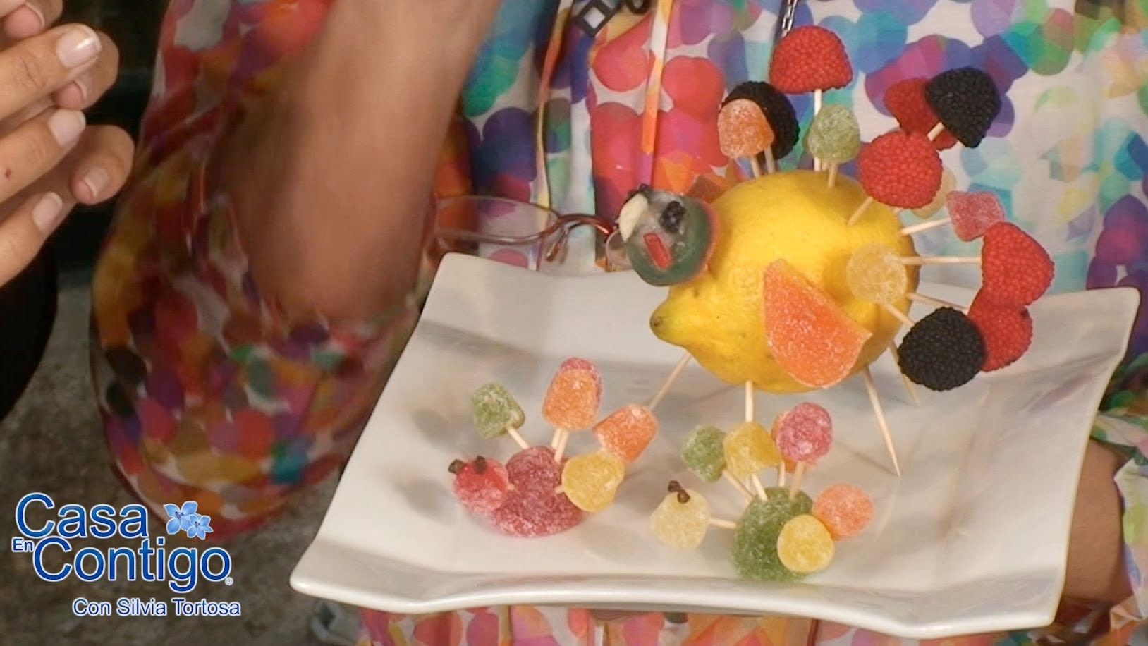 Manualidades Thanksgiving Chuches, Gominolas, Niños, Fiesta