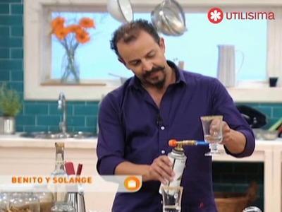 Utilísima | Benito y Solange | Café enmezcalado
